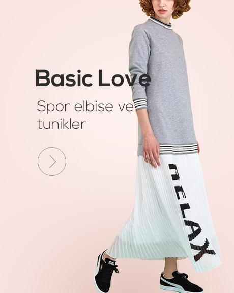 Basic Love Online Satış