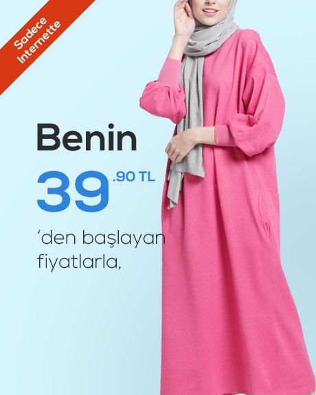 Benin Giyim Online Satış