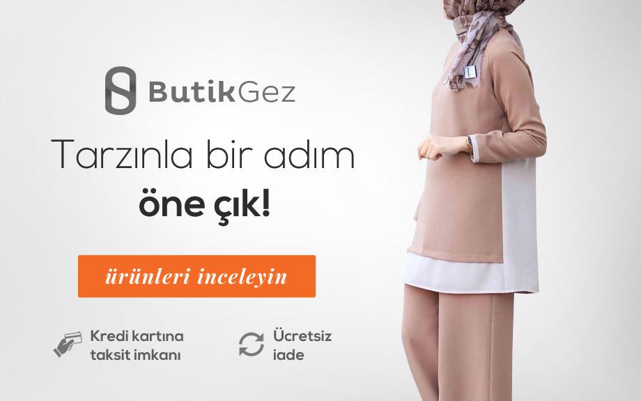 Butikgez Online Alışveriş