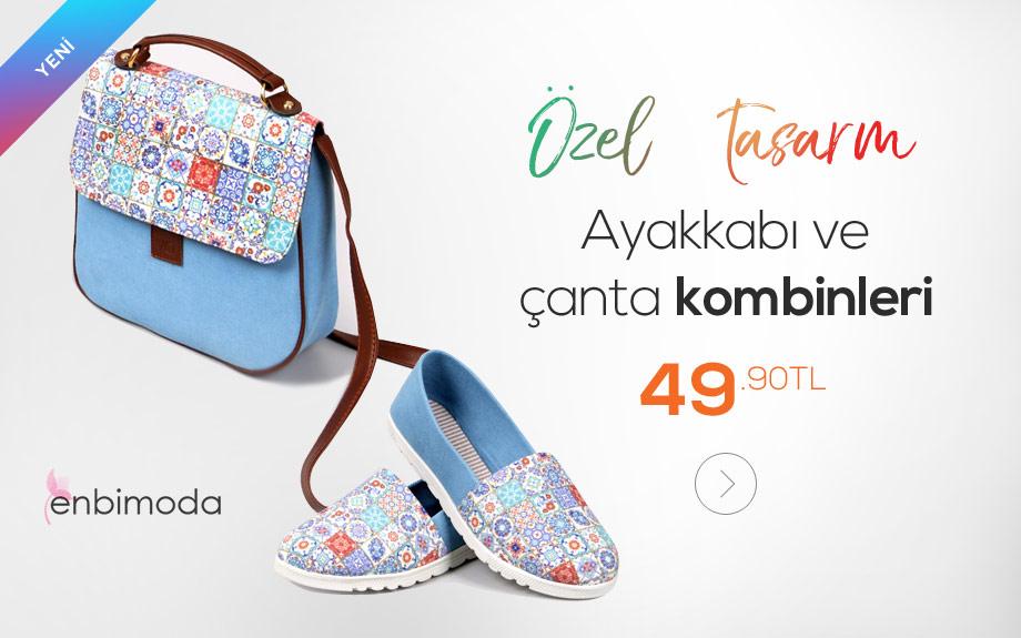 Enbimoda Ayakkabı ve Çanta Modelleri