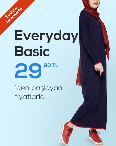 Everyday Basic Online Satış