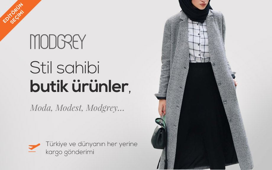Modgrey Online Satış