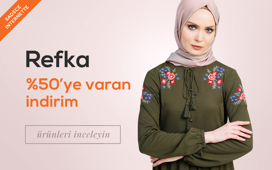 Refka Online Alışveriş