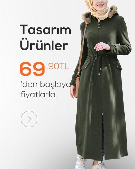 Özel Tasarım Tesettür Giyim Ürünleri