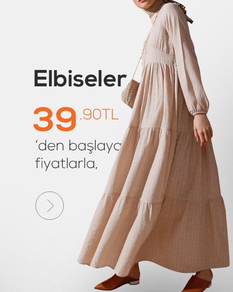 Tesettür Elbise
