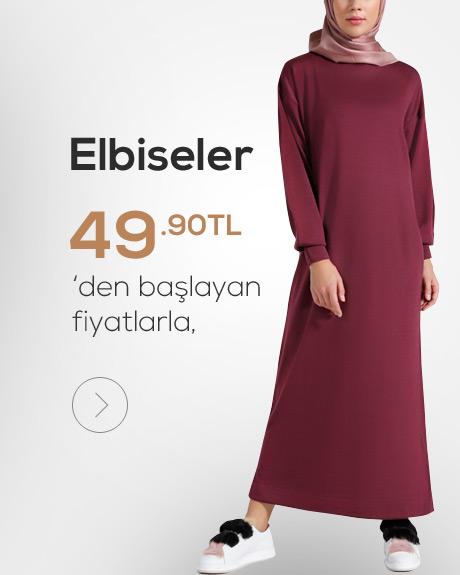Tesettür Elbise Satın Al