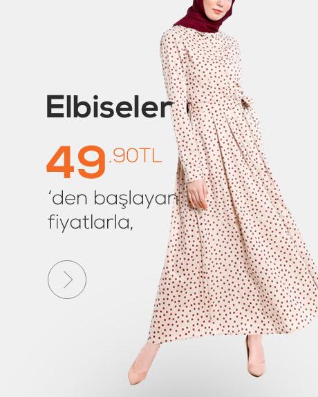 Tesettür Elbise Modelleri ve Fiyatları