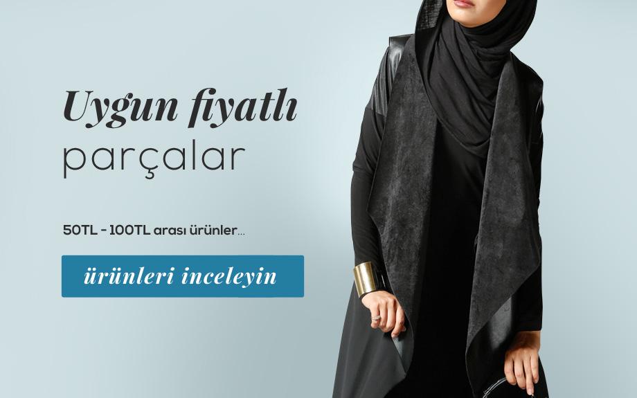 Ucuz Tesettür Giyim Modelleri Satın Al