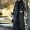 Rabia Şamlı Koyu Yesil Kase Etek Kap İkili Takim