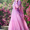 Muslima Wear Pembe Dream Abiye Elbise