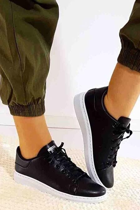 Moda141 Siyah Ayakkabı