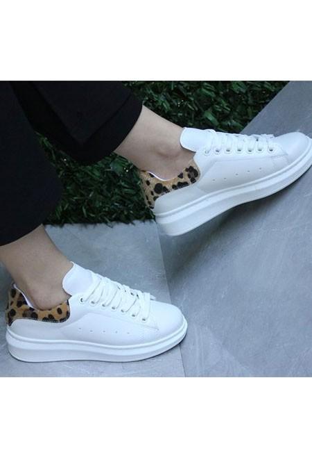 TRANTA SHOES Beyaz Ayakkabı
