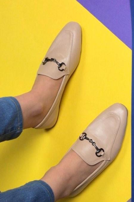 TRANTA SHOES Ten Rengi Ayakkabı