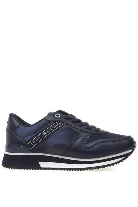 Tommy Hilfiger Lacivert Sneaker