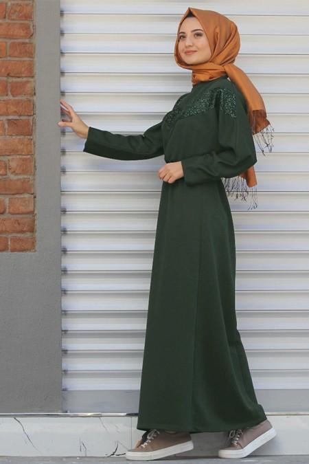 Puqqa Haki Ebral Elbise