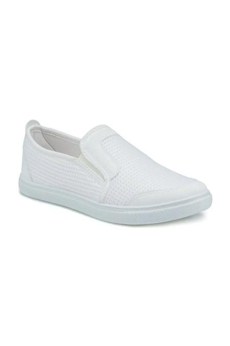 Polaris Beyaz Kadın Sneaker