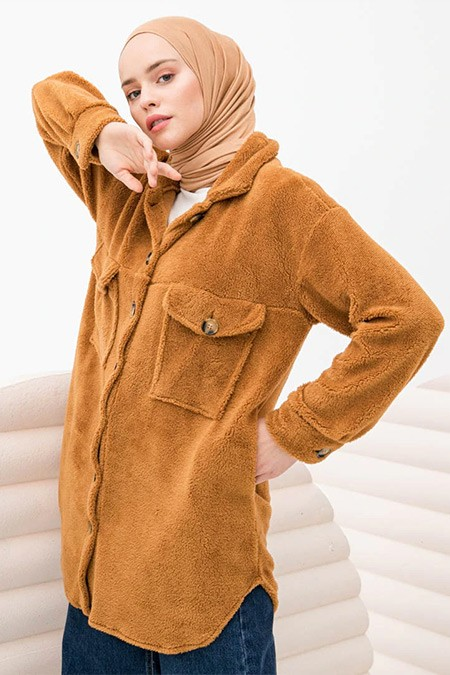 İnşirah Camel Teddy Kap