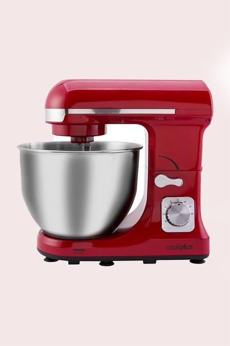 Cookplus Kırmızı Quick Chef 1001 Mutfak Robotu