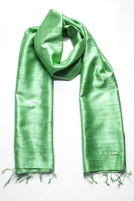 Silk and Cashmere Sera Tafta Shawl 70×180