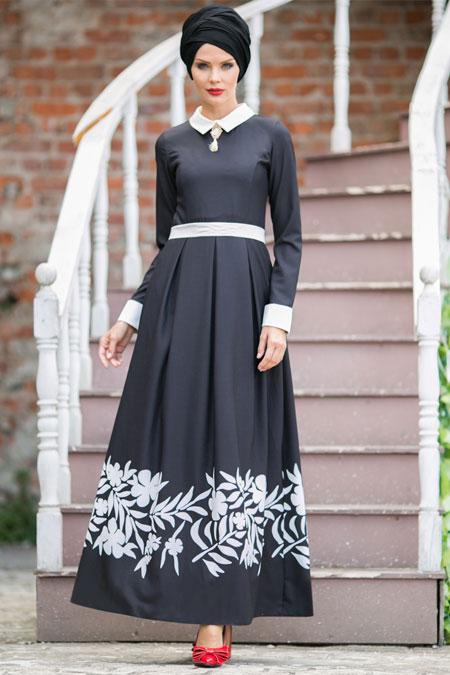 Luvice Orjinal Çiçekli Elbise