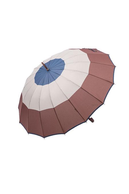 Yargıcı Üç Renkli Şemsiye
