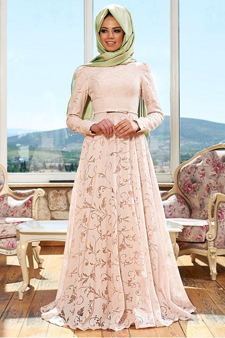 Mevra Pudra Rüya Elbise