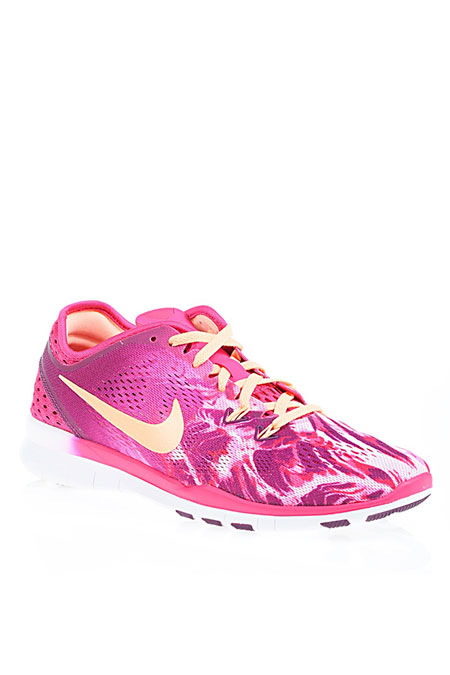 Nike Wmns Nke Free 5.0 Tr Fit 5 Prt
