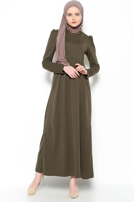Bwest Haki Robadan Elbise