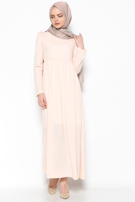 Bwest Pudra Robadan Elbise