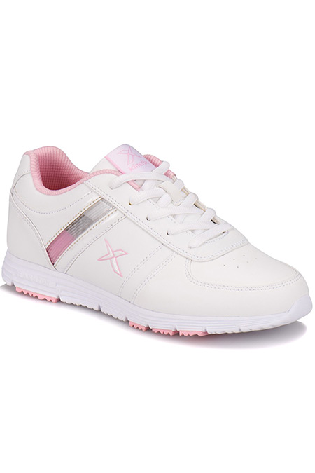 Kinetix Beyaz Pembe Kadın Sneaker
