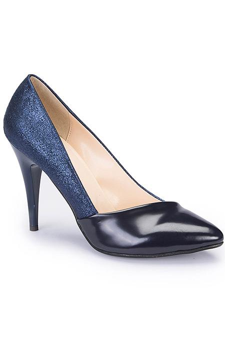 Polaris Lacivert Kadın Ayakkabı