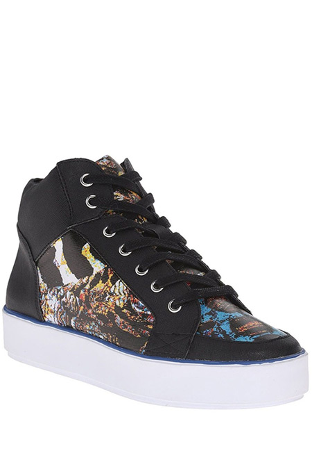 Nine West Siyah Casual Ayakkabı