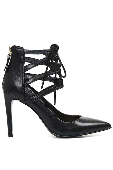 Nine West Siyah Klasik Ayakkabı