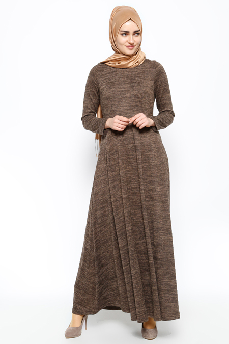 Etrucci Vizon Cepli Elbise