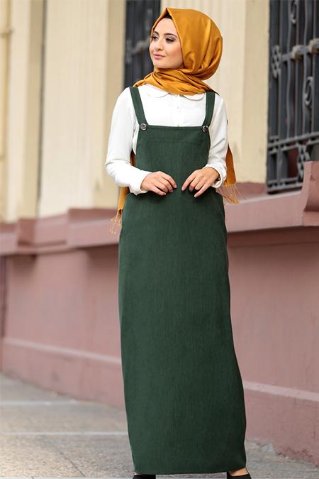 Puqqa Haki Bella Elbise