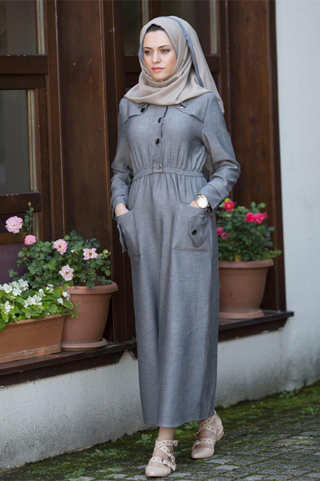 CLSEMA EMİLYA Elbise Trenc