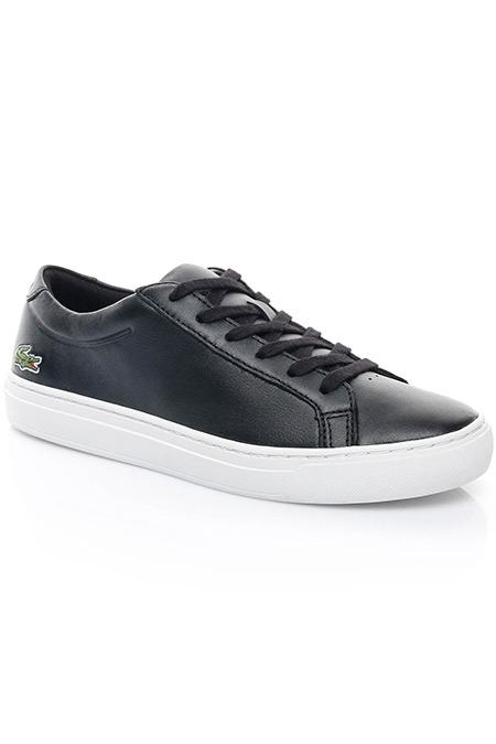 Lacoste Kadın Siyah Sneaker Ayakkabı