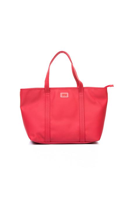 Lacoste Klasik Kırmızı Çanta