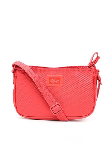 Lacoste Klasik Kırmızı Clutch Çanta