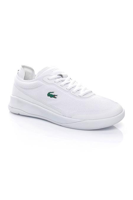 Lacoste Lt Spirit Elite Kadın Beyaz Sneaker Ayakkabı