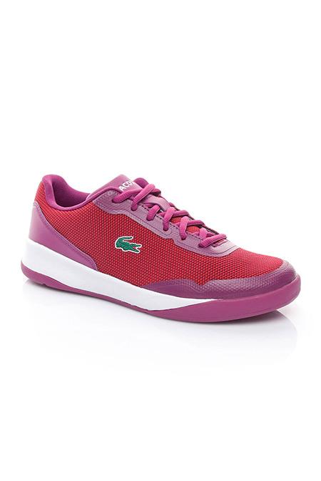 Lacoste Lt Spirit Elite Kadın Mor Sneaker Ayakkabı