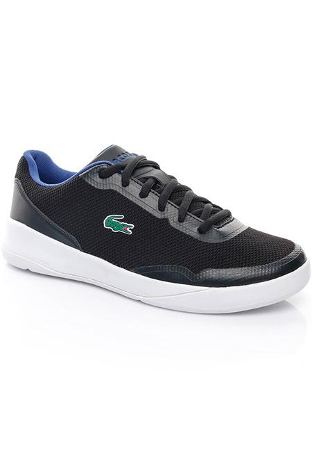 Lacoste Lt Spirit Kadın Siyah Sneaker Ayakkabı