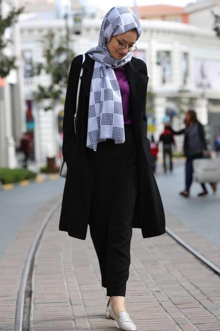 Kadriye Basturk Boyfrıend Ceket Salvar Pantolon Takım