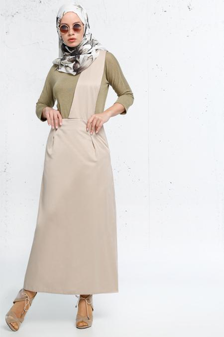 Refka Bej Salopet Elbise