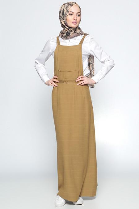 Tuğba Haki Salopet Elbise