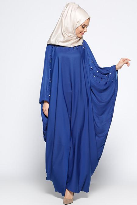 Filizzade Saks İncili Salaş Elbise