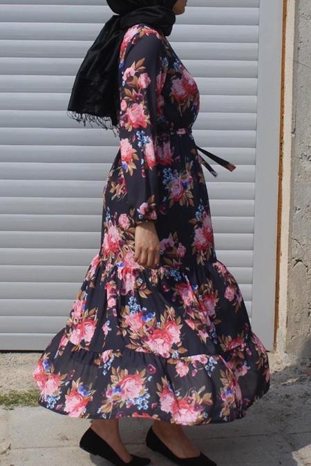 Büşra Bayram Giy Çık Rüya Elbise