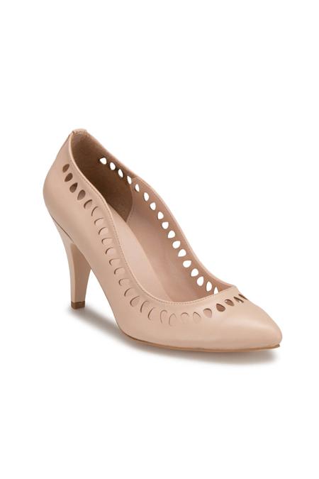 Miss F Bej Kadın Ayakkabı