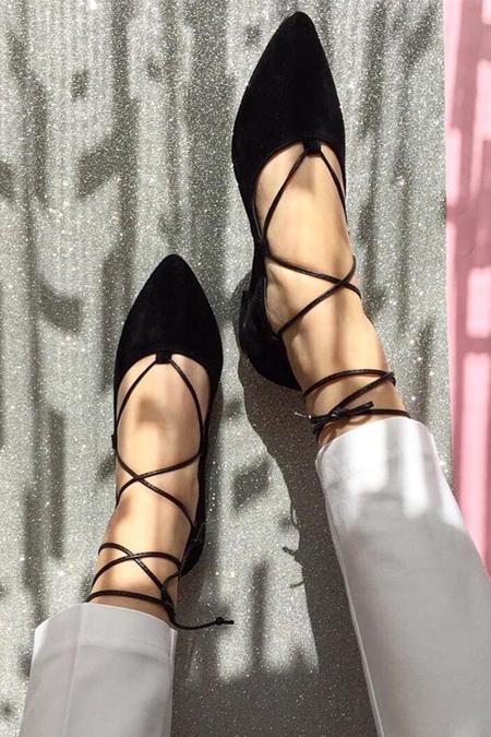 Mostra Shoes Süet Ayakkabı
