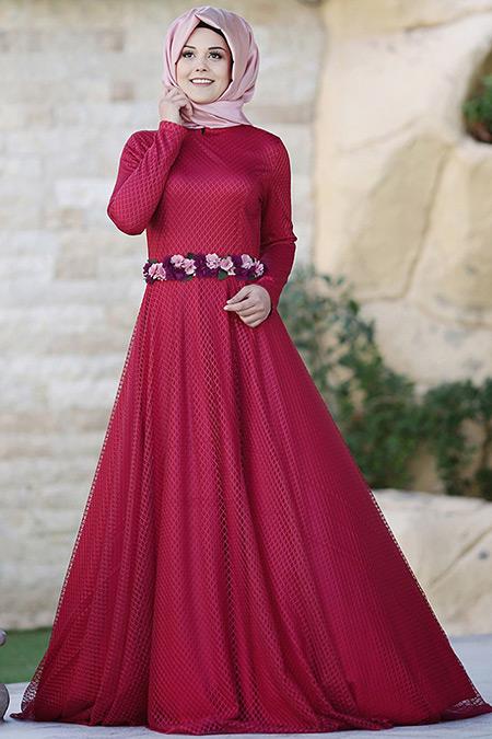 Puqqa Bordo Elmira Elbise